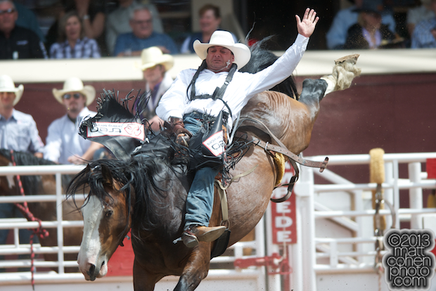 2013 NFR Bareback Stock - Hombre of Big Stone Inc
