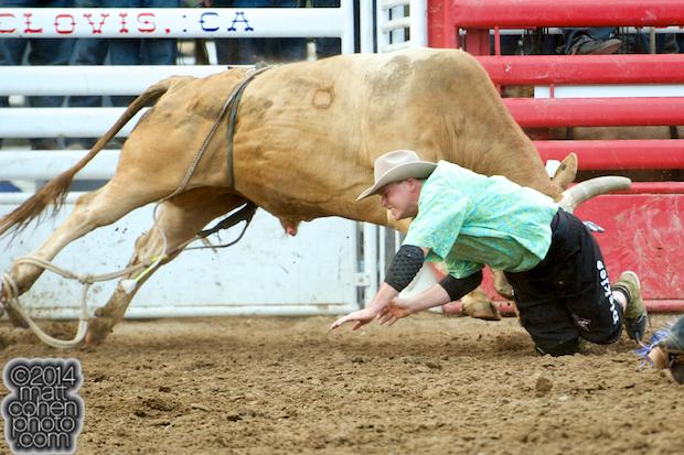 Mitch Coleman - 2014 Clovis Rodeo