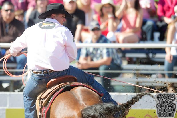 2014 Clovis Rodeo Matt Cohen