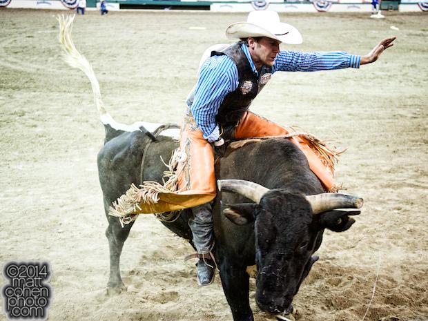 Reid Barker of Comfort, TX