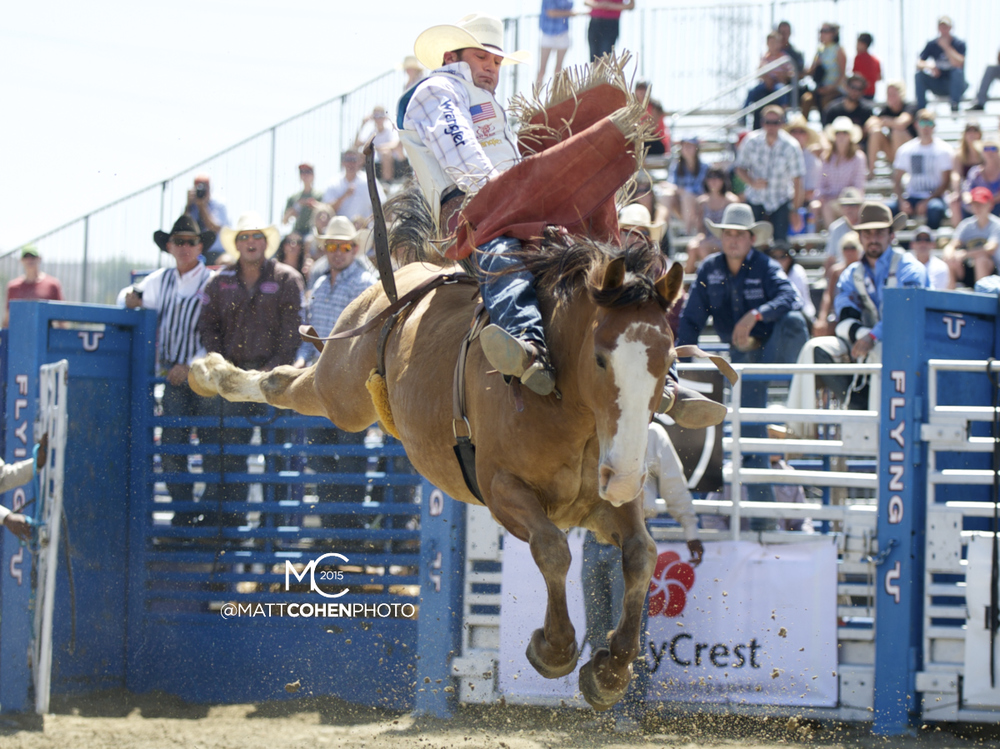 #1 - Kaycee Feild of Spanish Fork, UT
