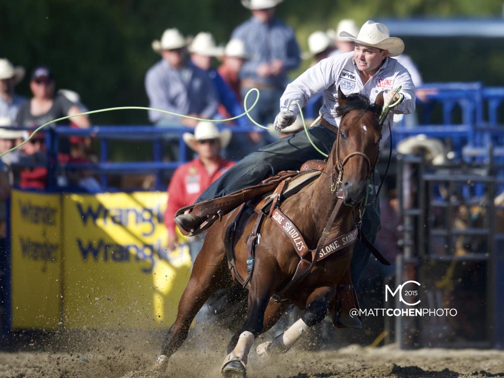 #7 - Colby Lovell of Madisonville, TX