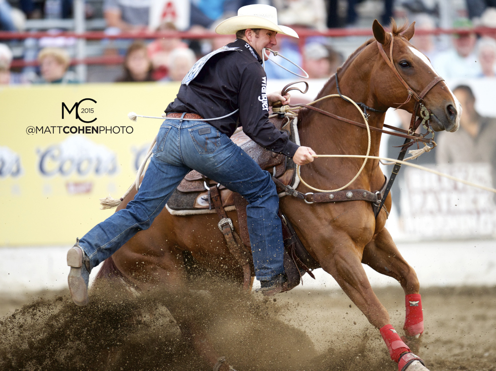 #5 - Trevor Brazile of Decatur, TX