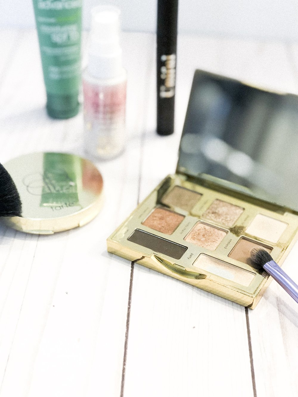 Vegan Beauty Essentials - Image by Amanda Kaplan