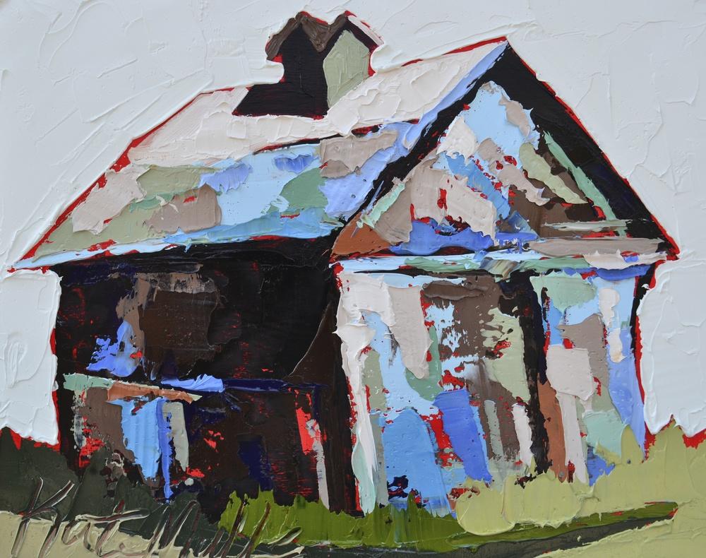 Kate Mullin Williford Painting