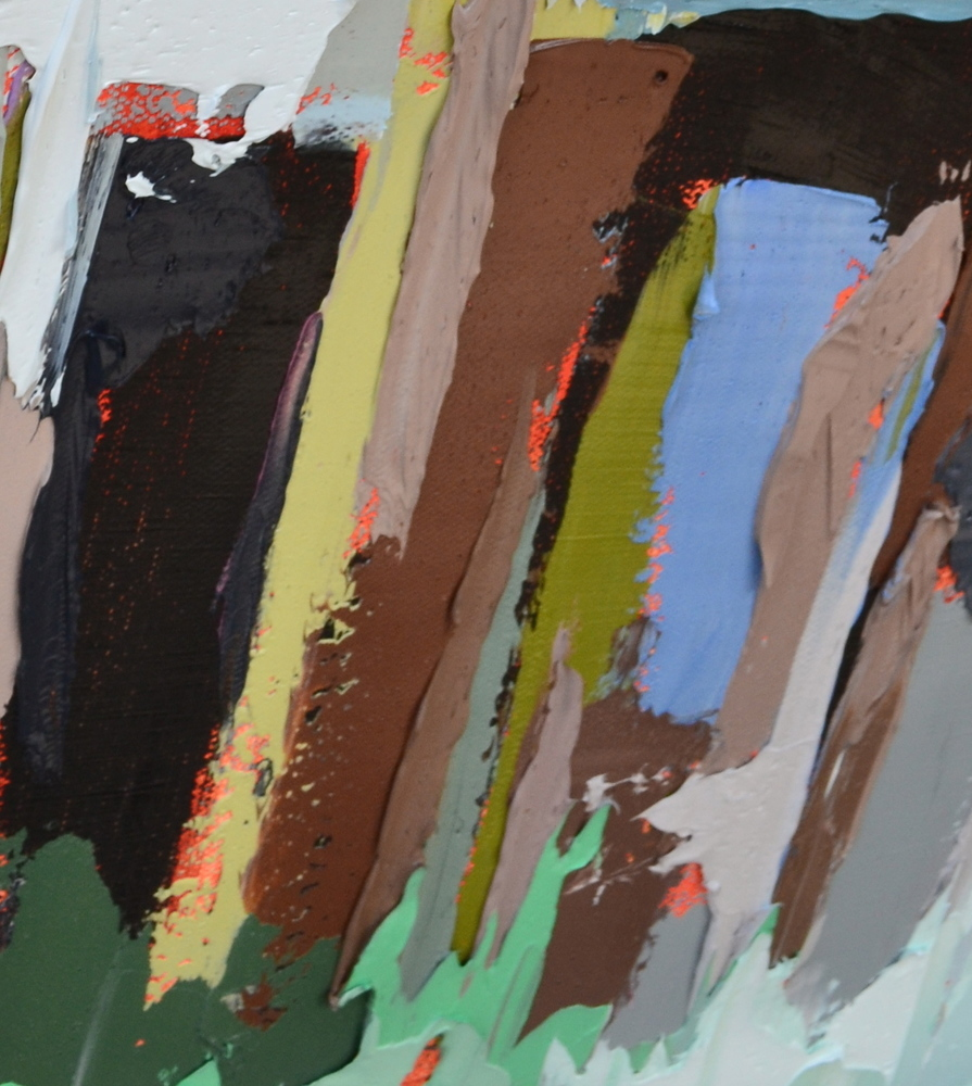 Thick Paint Kate Mullin Williford