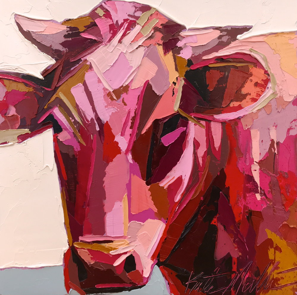 Cow by Kate Mullin Williford