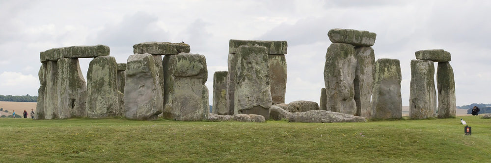 Stonehenge, Neolithic and Bronze Age Monument in Wiltshire, England. Pic  Julie Anne Workman .