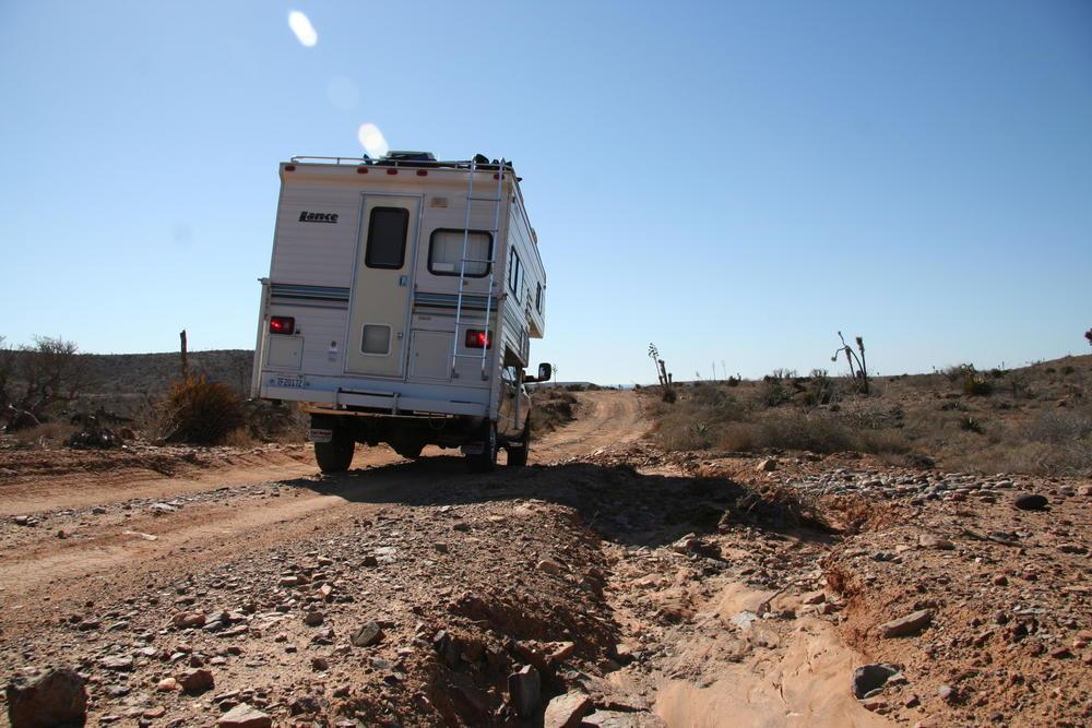 Baja backroads