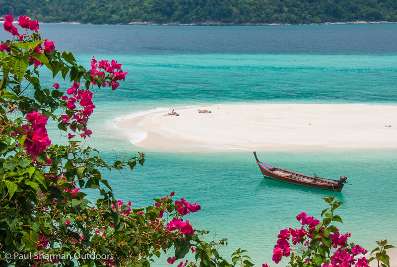 Tropical paradise of Koh Lipe