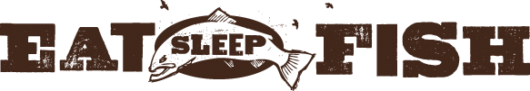 Image result for eat sleep fish magazine logo