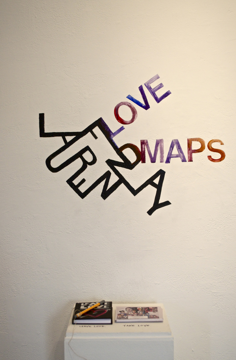 Lauren Findlay: LoveMaps