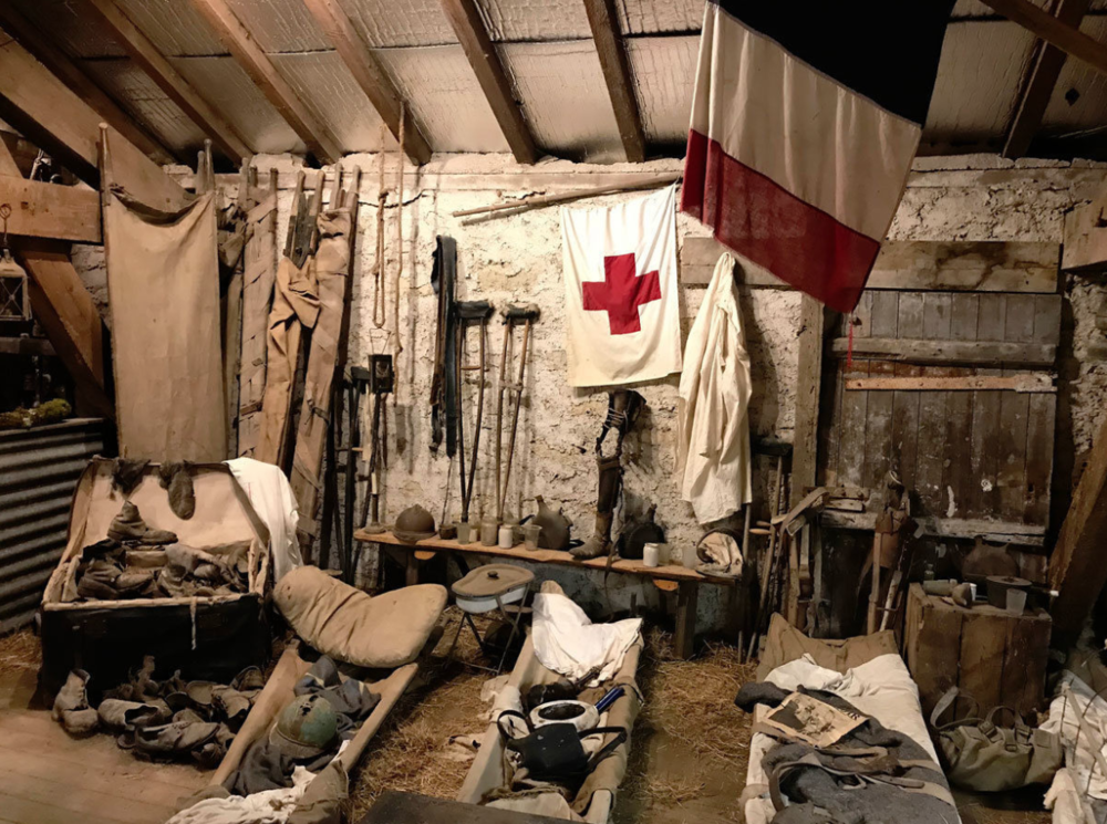Atlas Obscura: Reflecting on the Cost of Conflict at France's Interactive WWI Museum - At Romagne 14-18, visitors are encouraged to touch and even rearrange the objects on display.