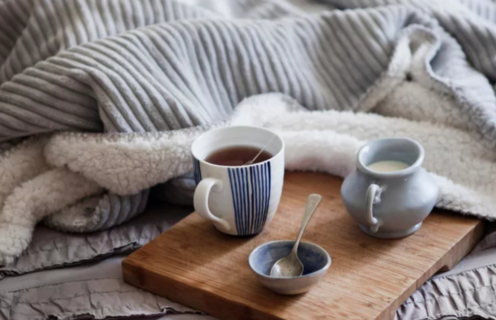 Extra Crispy: Bed Tea Is a Tough Habit to Shake - Tea in bed is much more than it seems