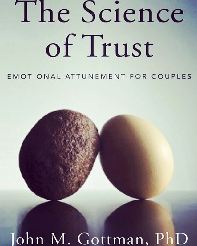 """Trust is a bedrock in relationships. Gottman explores this phenomenon in a mathematical, scientific manner and develops incredibly helpful insights. Relationships will never again be as confusing! There are reasons betrayal hurt, and there are ways relationships can be restored—why not understand specifically how and why!"" - Paul Loosemore, GCN counselor #emotionalhealth #counseling #trust #relationships #helpful #gottman #betrayal #hurt #onlinecounseling #books #bookstagram #shameless"