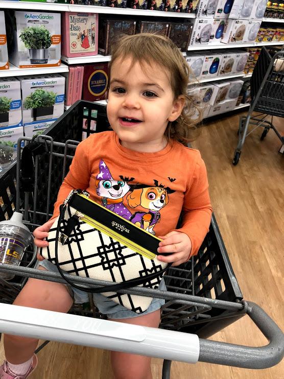 Spartina Wristlet  |  Baby Gap
