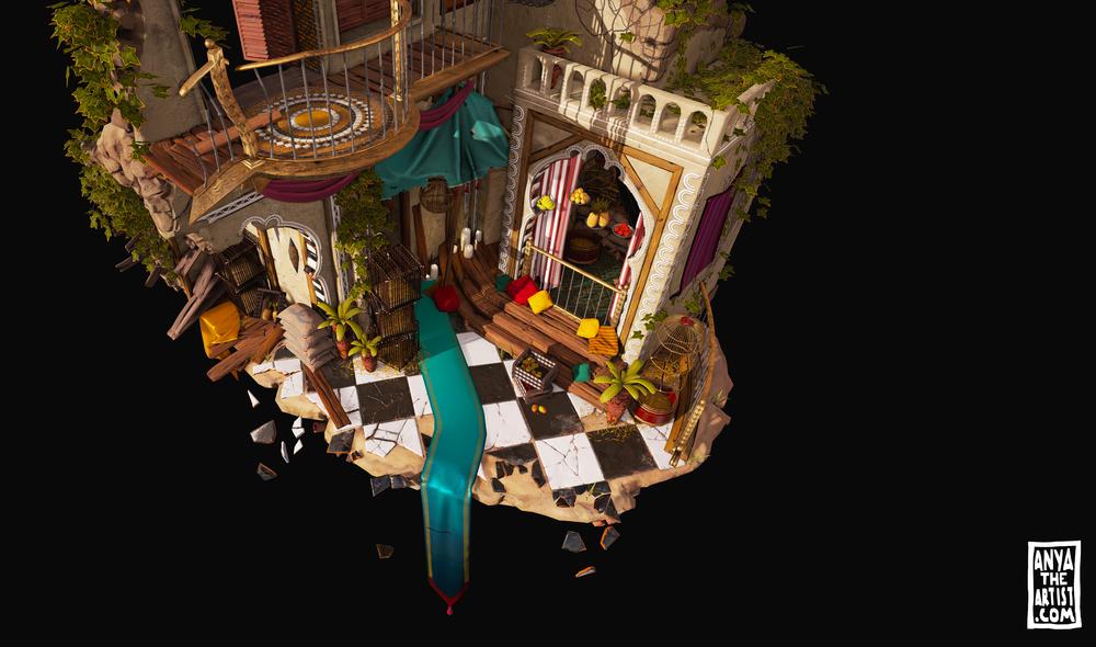 Market Diorama