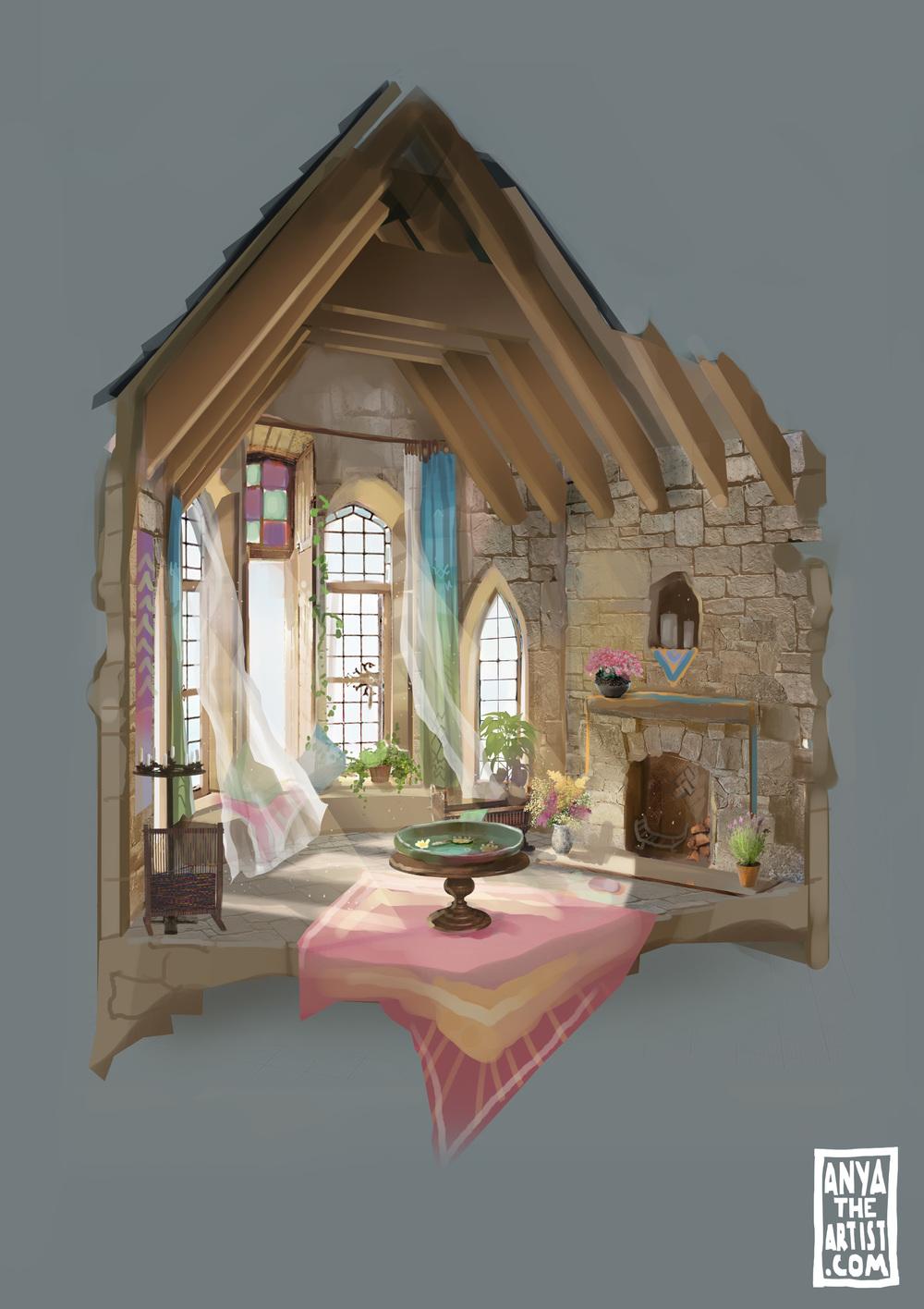 Diorama Concept