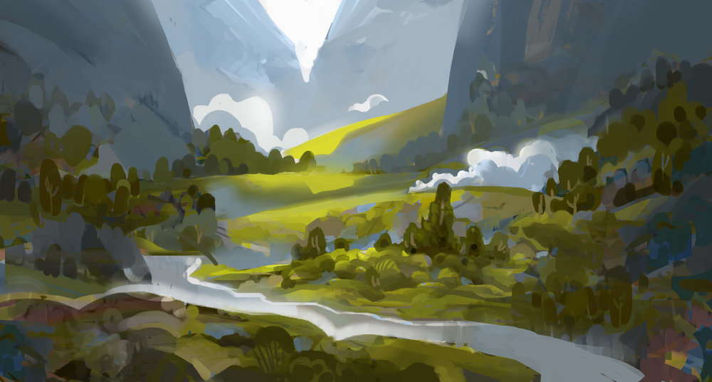 Painting Experiment