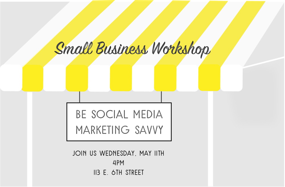 small business workshop bloomington