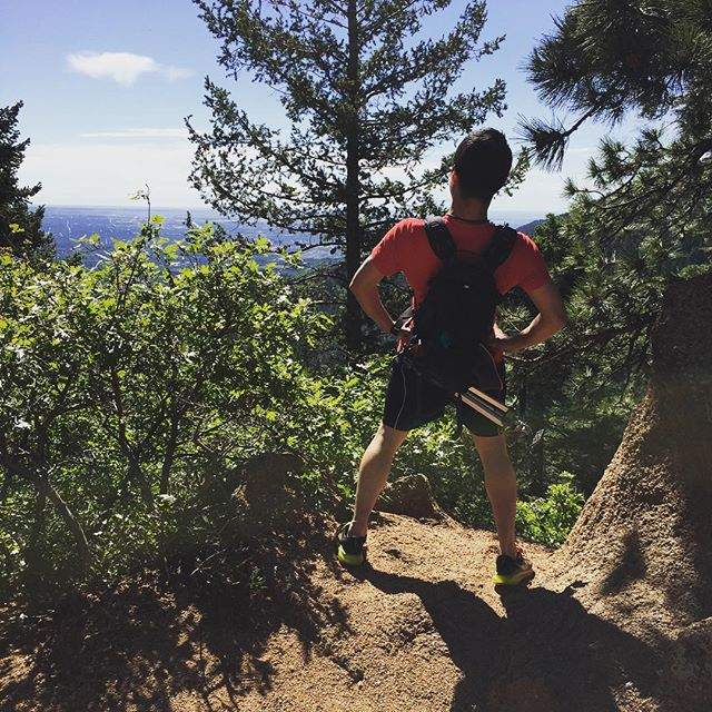 We made it to the top, so can you!!!! Check out our latest video on the Manitou Incline! #adventure #themanitouIncline #wanderlust #Incline