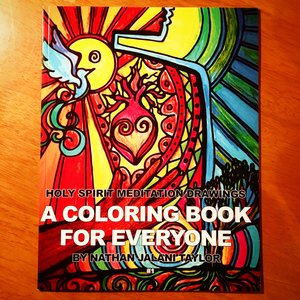 A Coloring Book For Everyone Volume 1 By Nathan Jalani Taylor