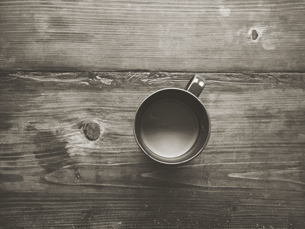 Cup on Wood Sepia.jpg
