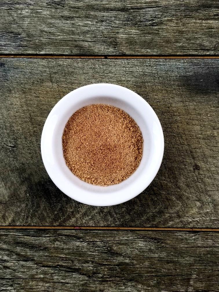 Spiced Vanilla Bean Sugar