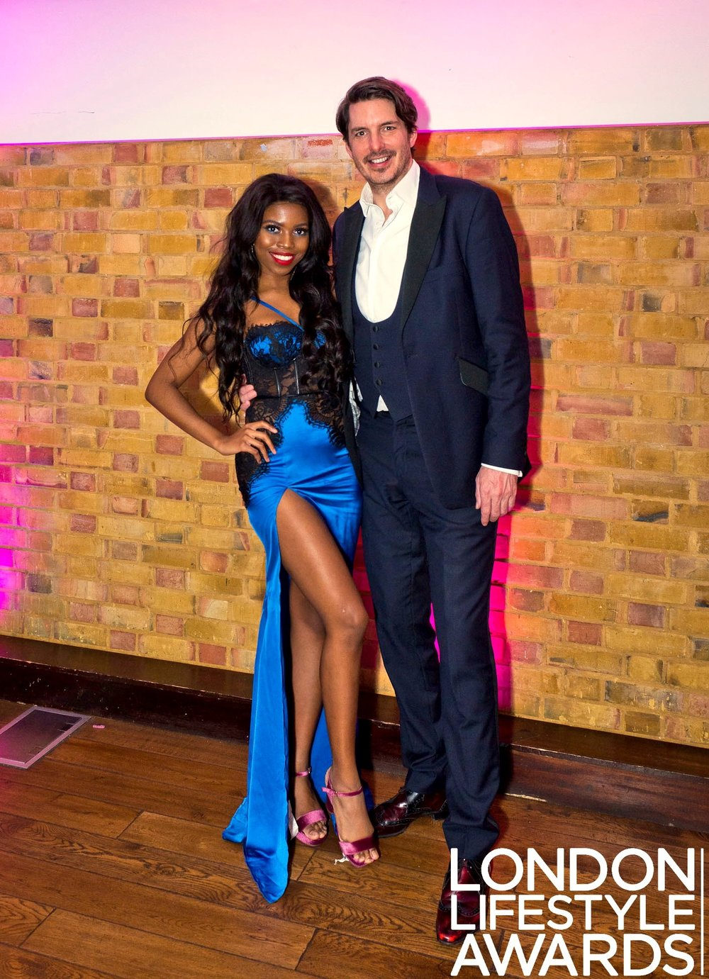 Sassy Fashion Rudy & London Lifestyle Awards CEO Jason Gale