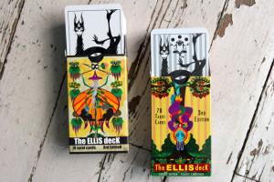 Ellis Tarot Decks 2015 (10 of 15) by Sarah Farah