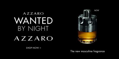 The new fragrance - by Azzaro