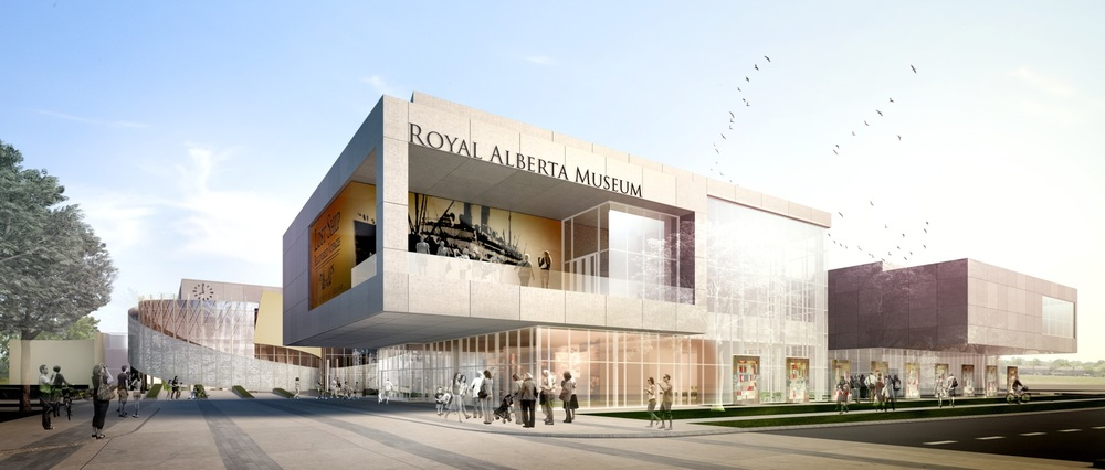 New Royal Alberta Museum