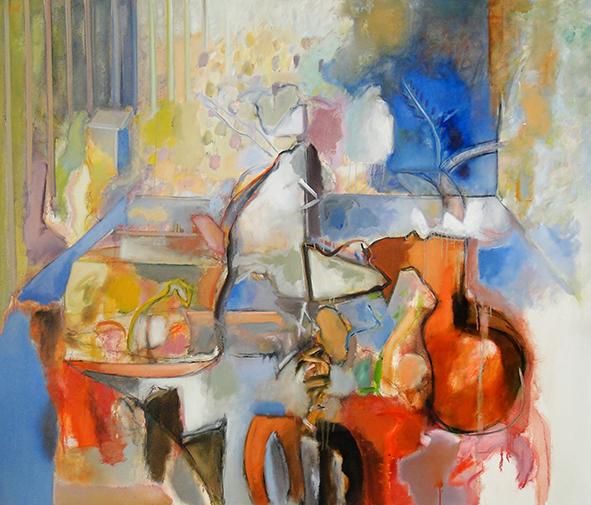 'Still Life Morning Light' by Les Graff