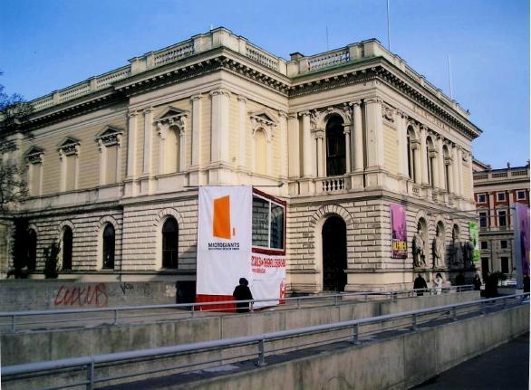Künstlerhaus in Vienna Austria