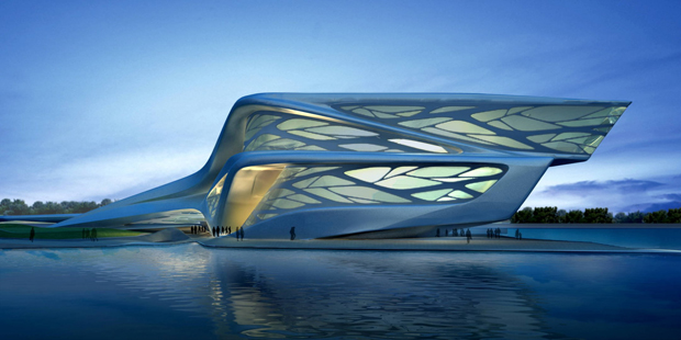 Abu Dhabi Performing Arts Centre Design