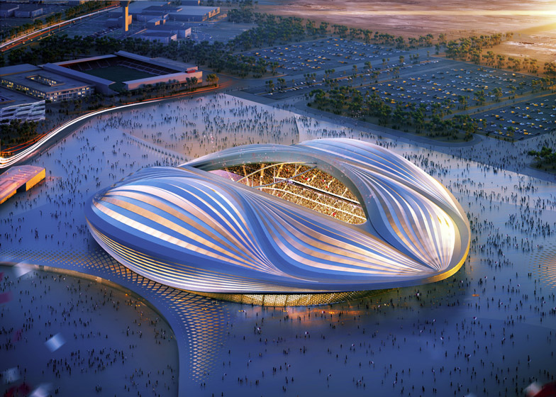 Qatar 2022 World Cup Stadium Design