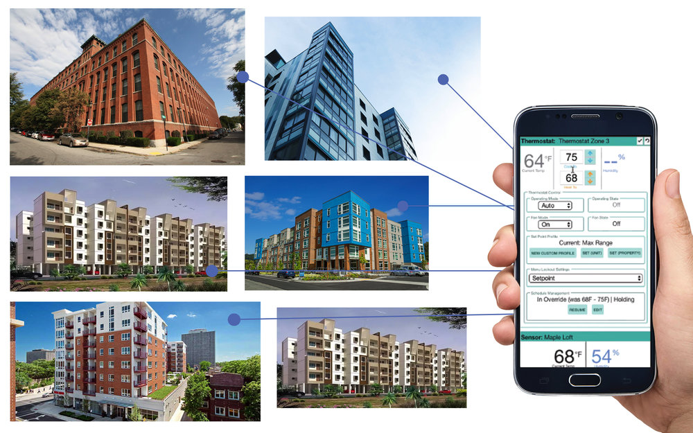 ApartmentBuilding Intelligence - Efficiency, comfort, and peace of mind.