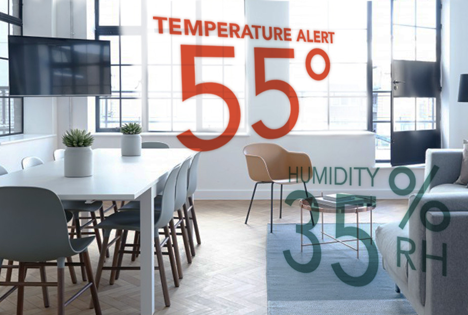 Complete Control.   Embue Offers Temperature And Humidity Controls From  Your Mobile