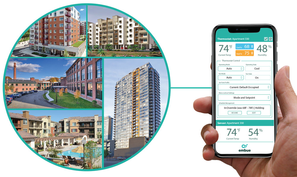 Embue: Apartment Building Intelligence