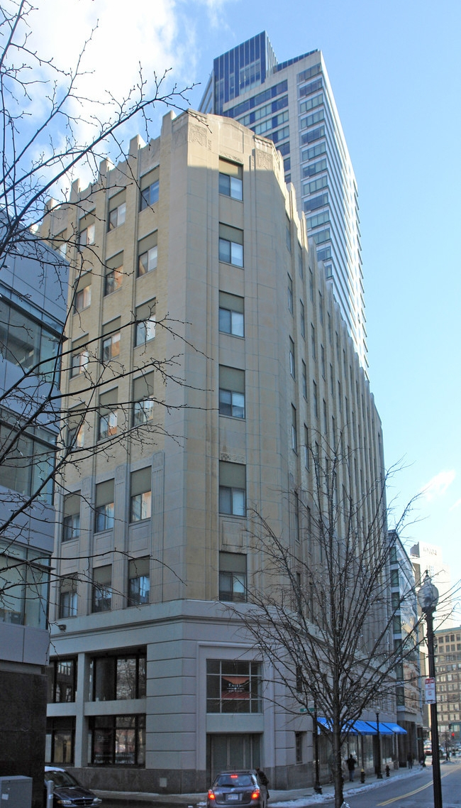 Embue Case Study: Mason Place, Boston MA