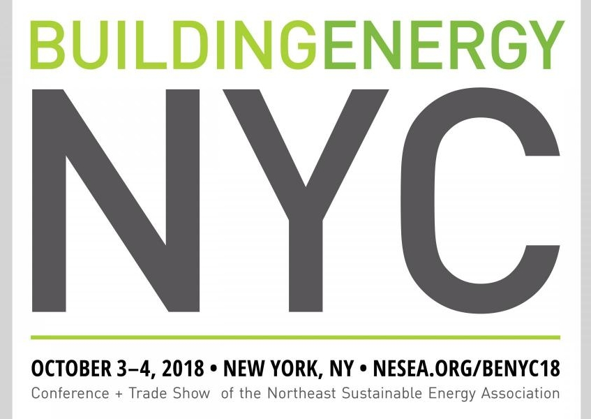 BuildingEnergy NYC 2018