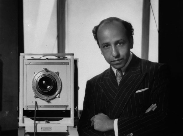 Young Yousuf Karsh, then unknowing of the brilliant art he would produce.