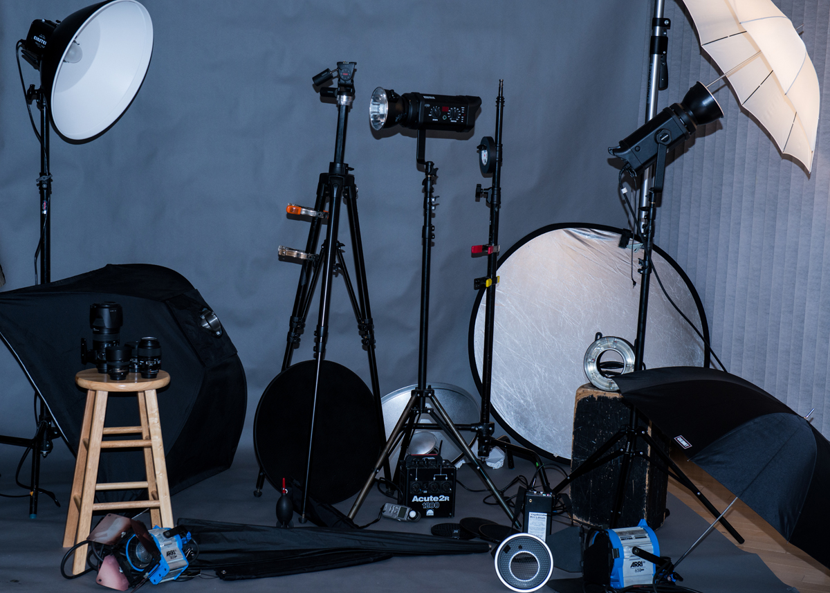 Studio gear-Christian Webb Photo