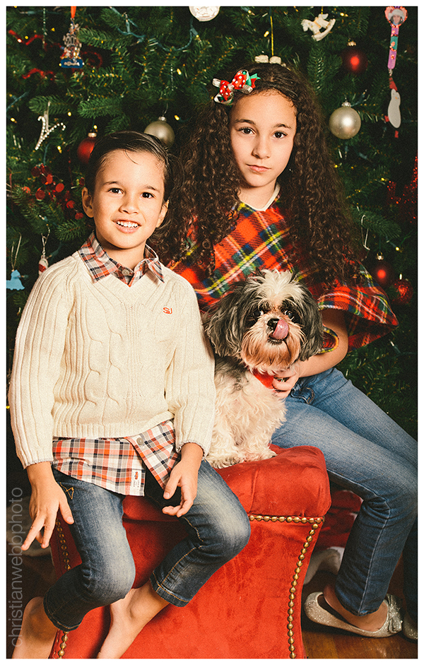 Holiday portraits-Christian Webb Photography
