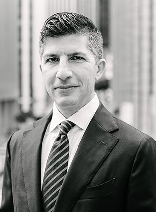 Bahram Seyedin-Noor | CEO and Founder
