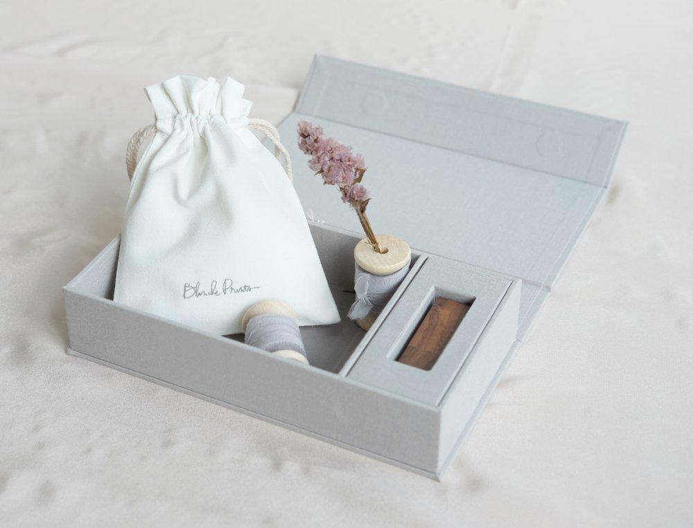 Simply Linen Box