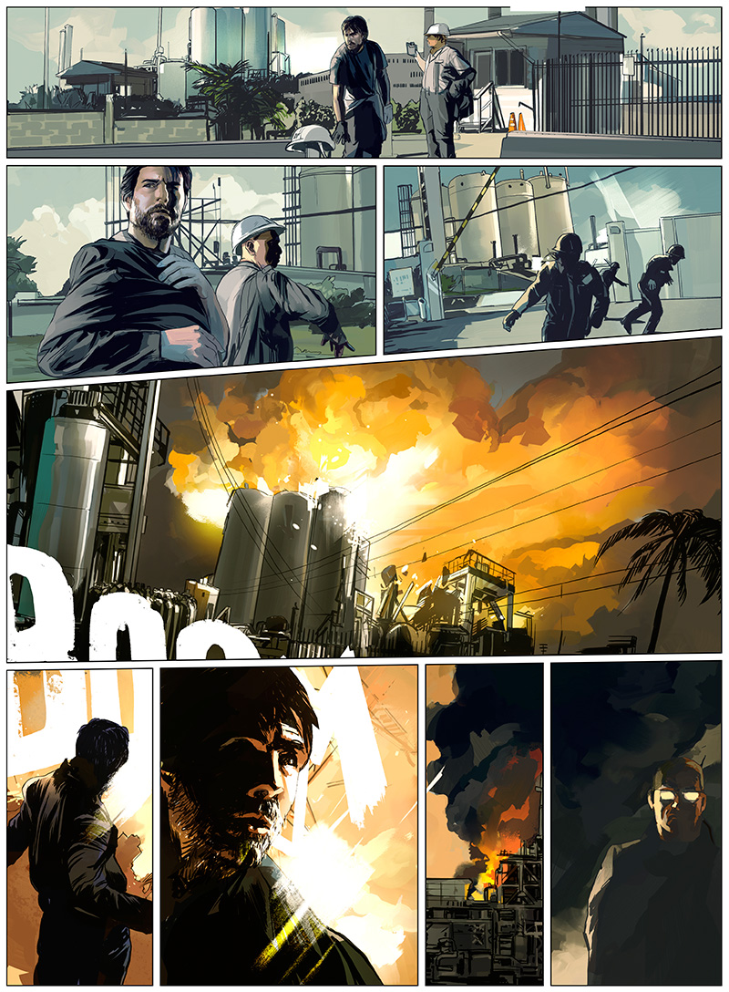 Mission: Impossible Rogue Nation Pg.5
