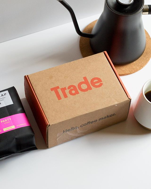 "I've partnered up with @tradecoffeeco  because 1) I love coffee & 2) I love quality buying experiences. Trade Coffee has managed to combine those two things into an amazing and easy process for buying fresh coffee! They have all of my favorite roasters including @madcapcoffee & @vervecoffee just to name a few! The user experience is super intuitive. You click through a few options of what kind of coffee you enjoy and they match you up with the perfect roaster! I was matched up with this  incredible Natural Ethiopian from MadCap! - If there's a coffee you've been wanting to try, or just been wanting to try a new roaster, now you can for 50% off! Just punch in my username ""taylormelody_"" into the promo code at checkout to get half off your first bag of coffee! - This isn't a subscription only based company, they have the option to buy just one bag so you don't have to stress about canceling after you order or anything like that. However they do offer monthly subscriptions if you would like. - If you have any questions just ask! #ad"