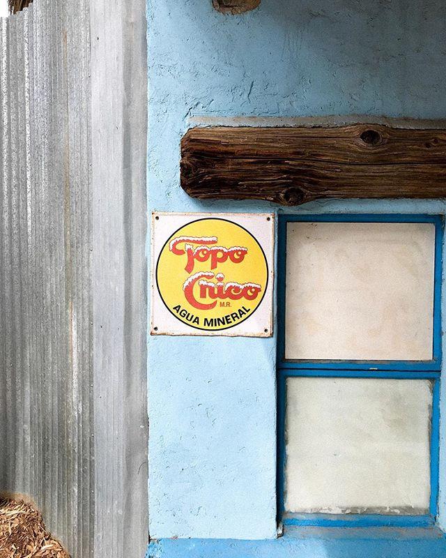 Old school Topo vibes.