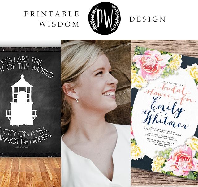 printable wisdom designs